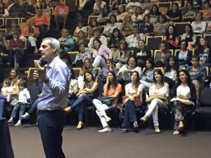 Conferencia de Bernardo Stamateas en San Luis 2