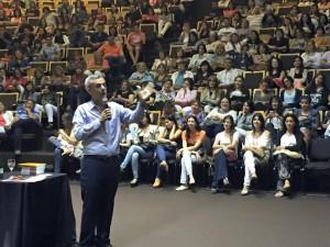 Conferencia de Bernardo Stamateas en San Luis 3