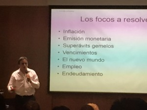 Conferencia de José del Río4