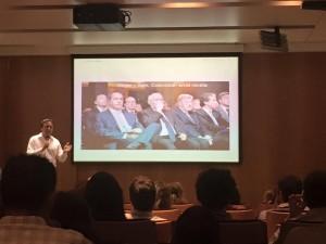 Conferencia de José del Río2
